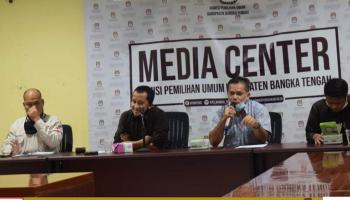 KPU Bateng Segera Laksanakan Coklit Data Pemilih Dengan Menerapkan Protokol Kesehatan