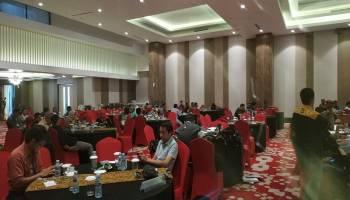 KPU Pangkalpinang Hentikan Sementara Rapat Pleno, Ada Apa?