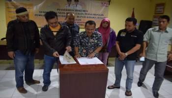 KPU Pastikan Tidak Ada Calon Perseorangan di Pilkada Bangka Tengah 2020
