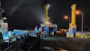 Kru Darat MT. Gebang Dievakuasi ke Plaju, Region Manager Comunication Pertamina Sumbagsel : Semuanya Negatif Covid-19
