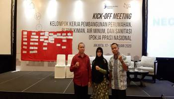 Kuatkan Komitmen Bersama Lewat Kegiatan Kick-Off Meeting Pokja PPAS 2020