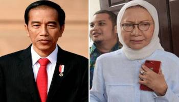 Kubu Prabowo Tak Mau Jenguk di Penjara, Jokowi Justru Beri Jempol ke Ratna Sarumpaet