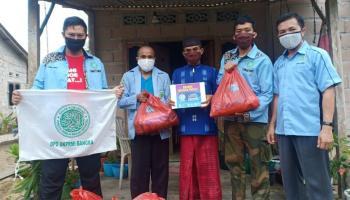 Kumpulkan 225 Paket Di Posko Peduli, BKPRMI Bangka Siap Bagikan Ke Masyarakat