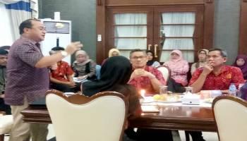 Kumpulkan Kepala SMK Se-Babel, Gubernur Erzaldi Jelaskan Revitalisasi Sekolah