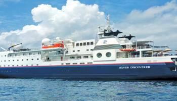 Kunjungan Kapal Pesiar Silver Discoverer Bukti Wisata Belitung Semakin Populer