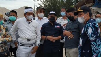 Kunker ke Alur Muara Kantung, Dedi Mulyadi: PT. Pulomas Sudah Punya Ijin Resmi