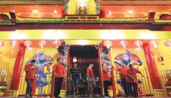 Kwan tie Miau Warisan Warisan Perantau Tiongkok Selatan