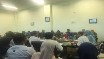 Kwarda Babel Mantapkan Persiapan Kedatangan Mantan Panglima TNI