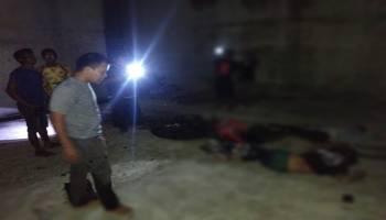 Lagi Mabuk, Dua Pemuda Terjun Bebas dari  Atas Jembatan Emas