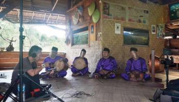 LAM Beltim Ikut Festival Pantun BUMN, Satu Lokasi Video di Reklamasi PT Timah