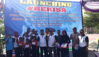 Launching GISA, Ibnu Saleh Sebut 4 Program Wajib yang Harus Direalisasikan