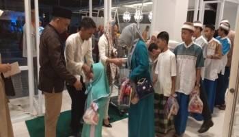 Launching Promo Bukber Bertemakan 'The Spirit Of Sharing', Sahid Bangka Hotel Ajak Buka Bersama Anak Panti Asuhan dan Masyarakat