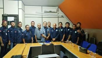 Lawatan ke Pemkot Batam, Pokja Jurnalis Basel Salut dengan Koordinasi Kominfo dan Media