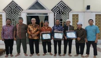 LDII Sukses Membina Usaha Bersama Berbasis Masjid