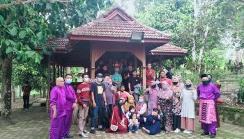 Lembaga Adat Melayu Pangkalpinang Terbentuk, Haji Heri: Tugas Ini Berat!