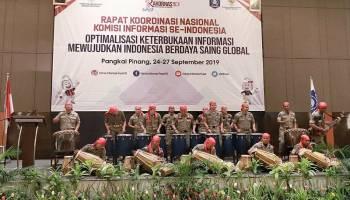 Lembaga Komisi Informasi Sudah Berdiri di Semua Provinsi