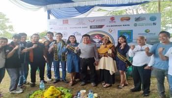 Lestarikan Budaya dan Kesenian Daerah, Pemkab Bangka Tengah Gelar Festival Selawang Segantang 2019