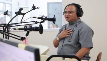 Lewat RRI, Gubernur Erzaldi Rosman Imbau Masyarakat Kurangi Aktivitas di Luar Rumah
