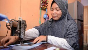 Libatkan Mitra Binaan, PT. Timah Siap Bagikan 1000 Masker ke Masyarakat Lawan Covid-19