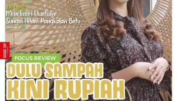 Lidi Nipah Jadi Idola Masyarakat Bangka Belitung, Dulu Sampah Kini Rupiah