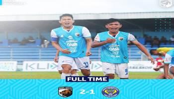 Liga 2 2019: Bungkam PSGC Ciamis, Babel United Raih Kemenangan Perdana