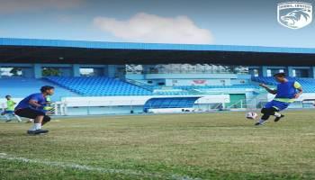Liga 2 2019: Jamu Persib Bandung B, Penyerang Babel United Masih Mandul