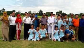 Liga Sepakbola Pelajar 2019 Resmi Bergulir, Kadis Budparpora Bateng Targetkan Juara