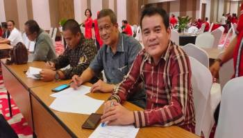 Lima Tokoh Ikuti Tahap Verifikasi Cabup dan Cawabup dari PDIP untuk Pilkada Bateng