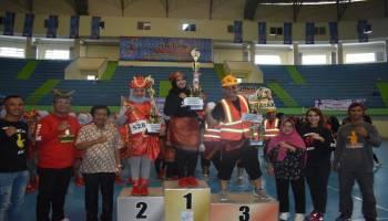 Lomba Bedincak Piala Gubernur Babel Berjalan Sukses, Berikut Para Juaranya