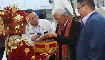 Lomba Masak dan Bayi Sehat Mewarnai Festival Budaya dan Ekonomi Antar Bangsa