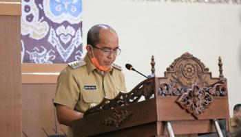 LPJ Walikota Diterima, Molen Ucapkan Terimakasih Atas Kerja Keras Seluruh ASN Pangkalpinang