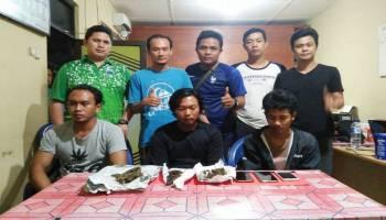 Mahasiswa Ditangkap Polisi saat Transaksi Narkoba