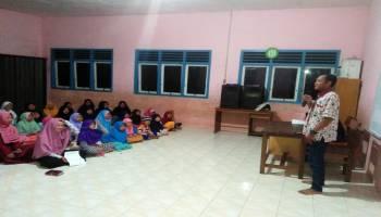 Mahasiswa KKN STKIP MBB Bersinergi dengan Anak Anak Desa Rukem Gelar Muhadharah