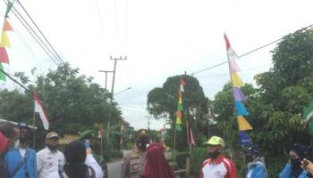 Mahasiswa KKN UBB Bantu Masyarakat Srimenanti Sukseskan Kampung Tegep Mandiri