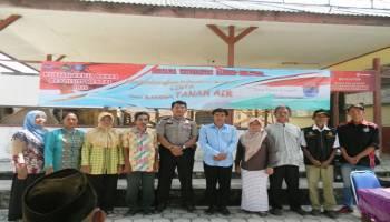 Mahasiswa KKN UBB Gelar Seminar Revolusi Mental di Desa Panca Tunggal
