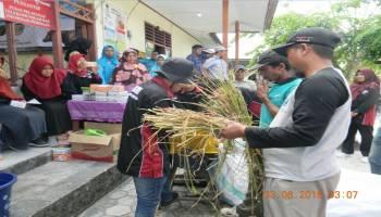 Mahasiswa KKN XIII UBB Adakan Sosialisasi Terpadu Bersama Warga Desa Panca Tunggal