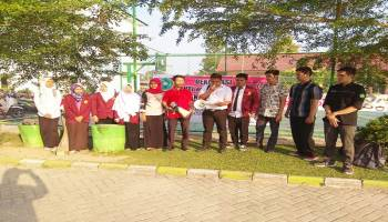 Mahasiswa STKIP Deklarasi Anti Money Politik dan Jaga Netralitas