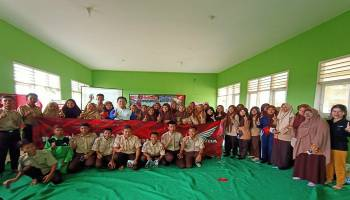 Main Dealer Honda Babel Ajak Entrepreneur Muda di Bangka Barat untuk Kreatif