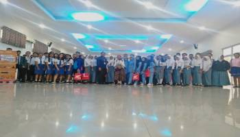 Main Dealer Honda Babel Gelar AHM Best Student