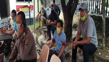 Makam Dirusak, Ketua Rukun Kematian Kampak Lapor Polisi