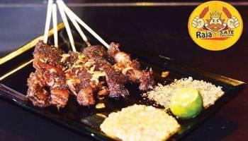 Makan di Raja Sate Taichan Dapat Xiaomi 5 Plus
