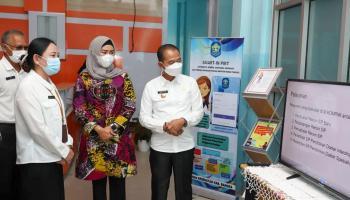 Mall Si Pandu, Jadi Program Peningkatan Pelayanan Kesehatan Masyarakat