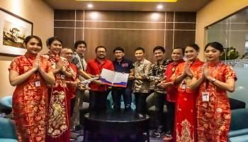 Manjakan Pelanggan, Sriwijaya Air Group Jalin Kerja Sama dengan Blue Sky Lounge