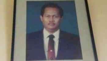 Mantan Pejabat Bupati Bangka Selatan, H.M Zikri Kisai Tutup Usia