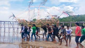 Maras Taun Upaya Menjaga Adat Istiadat Kampung