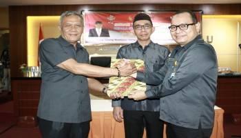 Roy Maryuna Siagian Jabat Kasek Bawaslu Bangka Belitung