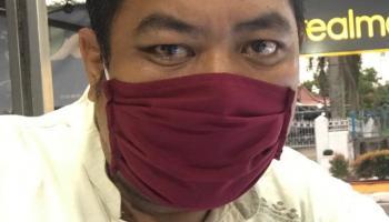 Masih Banyak Warga Lupa Pakai Masker di Pantai Pasir Padi, Rio: Kita Harus Patuhi Protokol Covid
