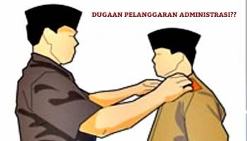 Masih Dalam Tugas Belajar dan Tetap Dilantik, Salah Satu Pejabat Eselon Pemkab Bateng Diduga Melanggar Administrasi Kepegawaian