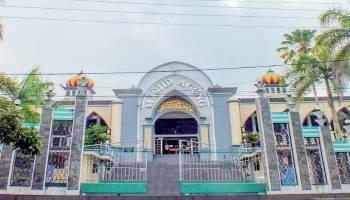Masjid Agung Sungailiat, simbolik keragaman dan berbudaya