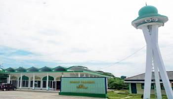 Masjid Baitul Hikmah Masjid Unik Tanpa Kubah